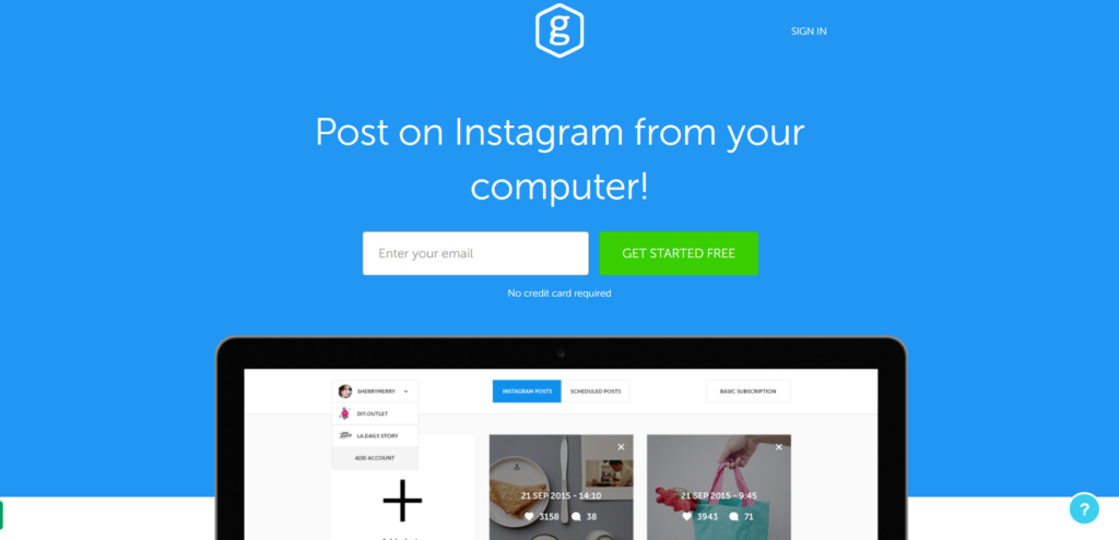 grum social media tools