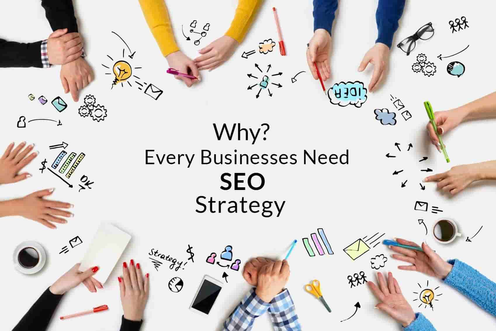 Why Small Businesses Should need an SEO strategy?